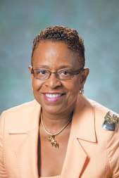 THE REV. DR. DIANE DIXON-PROCTOR, new Anne Arundel Community College Board of Trustees Chair