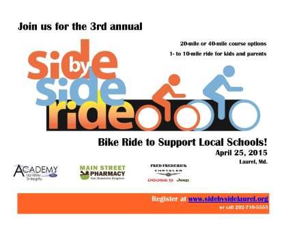 Side by Side Ride Flyer