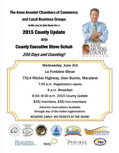 2015 County Update