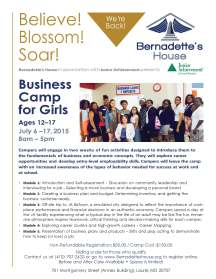 Business Camp for Girls
