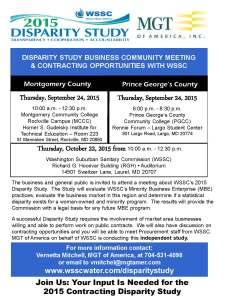 Community Meeting Notice 09242015