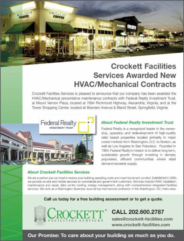 Crocket Facilities Services
