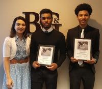 BG&H Scholarship Winners